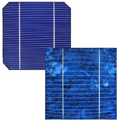 Кремниевые солнечные фотопреобразователи
