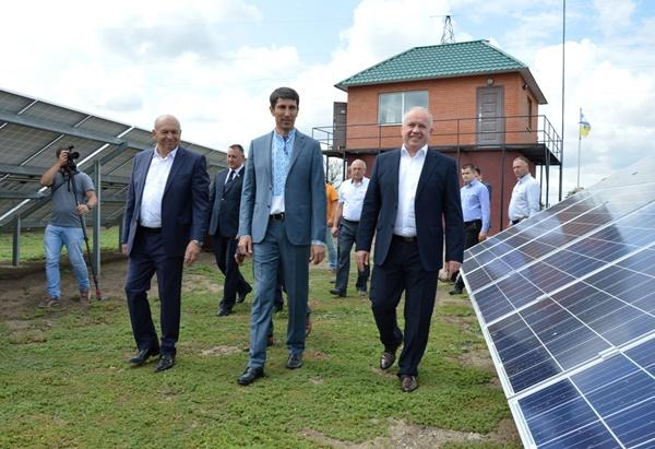Солнечная электростанция «Каменечье»