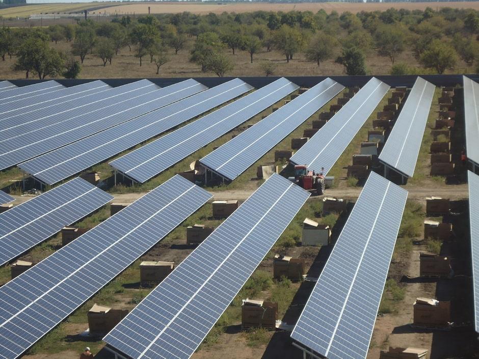 Солнечная электростанция «Ивановка-2»